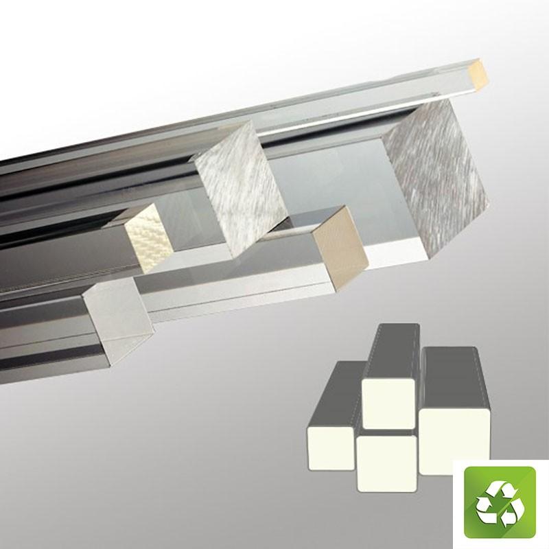 PMMA acrylic square bar